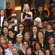 Soudain, le Festival de Cannes s'arrête pour laisser 82 femmes monter les marches
