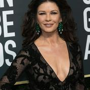 Catherine Zeta-Jones n'en peut plus de