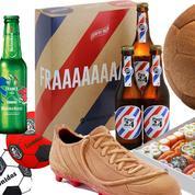 Sélection gourmande et tricolore pour la Coupe du monde