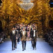 Défilé Dolce & Gabbana printemps-été 2019 Homme