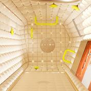 Philippe Starck signe le design du premier hôtel dans l'espace