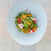 Salade acidulée hawaïenne
