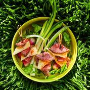 Salade du promeneur