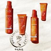 Remportez vos crèmes solaires de l'été avec le Laboratoire SVR