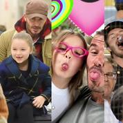 David Beckham et sa fille Harper, un duo complice et comique