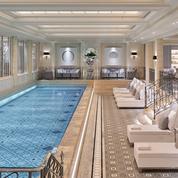 Au cœur du nouveau spa du Four Seasons George V