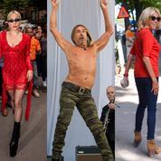 Katie Holmes, Justin Theroux, Brigitte Macron : la semaine people
