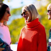 On sait pourquoi les Parisiennes ne sont pas tombées malade durant cette Fashion Week