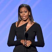Michelle Obama officie à un mariage
