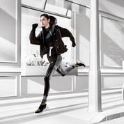 Adidas by Stella McCartney offre des cours de fitness en immersion aux Galeries Lafayette