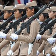 Thaïlande : l'Académie de police ne recrutera plus de femmes à partir de 2019