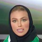 Weam Al-Dakheel, première femme à présenter le journal le plus regardé d'Arabie saoudite