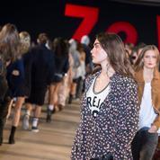 Défilé Zadig & Voltaire printemps-été 2019 Prêt-à-porter