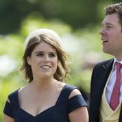 La fille de Robbie Williams, demoiselle d'honneur au mariage de la princesse Eugenie