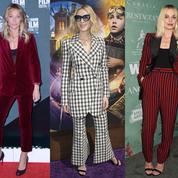 Rayé, XXL, coloré : porté par les stars, le tailleur-pantalon s'affranchit des normes