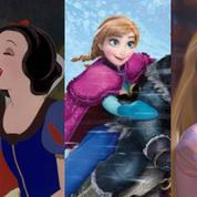 Dans l'animation, les héroïnes font un cartoon !