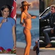 Brad Pitt, Meghan Markle, Justin Bieber : la semaine people