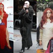 Halloween, les meilleurs déguisements des stars