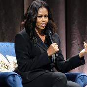 L'apparition surprise de Barack Obama lors de la tournée de Michelle Obama