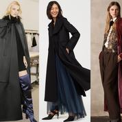 De beaux manteaux pour sublimer nos tenues de fêtes