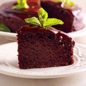 Gâteau au chocolat sans gluten et sans lactose