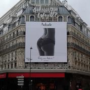 Les fesses d'Aubade qui ont outré la mairie de Paris