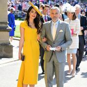 On peut s'offrir la même robe que celle portée par Amal Clooney au mariage de Meghan et Harry