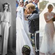 Meghan Markle, Chiara Ferragni, la princesse Eugenie... Elles se sont mariées en 2018