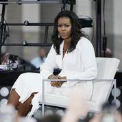 Michelle Obama annule sa conférence à Paris