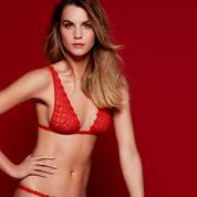 Puisque c'est une tradition, on s'offrira de la lingerie rouge à porter le soir du Nouvel An