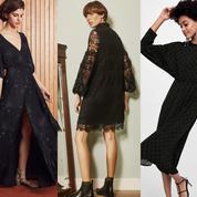Vingt petites robes noires pas si simples pour des fêtes de fin d'année sans faux-pas