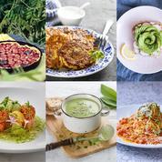 Sucrées et salées, vos recettes préférées en 2018
