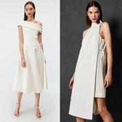 Ces robes blanches soldées qui pourraient bien faire office de robes de mariée