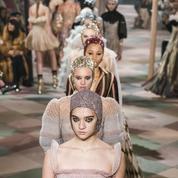 Défilé Christian Dior printemps-été 2019 Couture