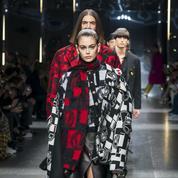 Défilé Versace automne-hiver 2019-2020 Homme