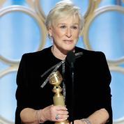 Standing ovation après le discours de Glenn Close en larmes aux Golden Globes 2019