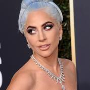 Lady Gaga, son Golden Globe et son collier à 5 millions de dollars