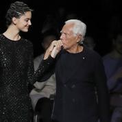 Défilé Giorgio Armani automne-hiver 2019-2020 Prêt-à-porter