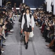 À New York, la française Longchamp partage l'affiche de la fashion week avec les ténors américains