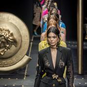 Défilé Versace automne-hiver 2019-2020 Prêt-à-porter