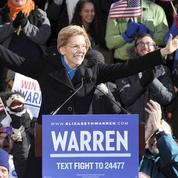 En première ligne contre Trump, la démocrate Elizabeth Warren a lancé sa campagne présidentielle