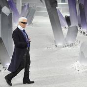 Karl Lagerfeld par Carla Bruni :