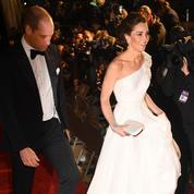 Kate Middleton, une véritable princesse sur le tapis rouge des Bafta 2019