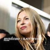 New York Fashion Week : Emma Roberts et Kate Moss au premier rang chez Longchamp