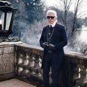Le couturier Karl Lagerfeld est mort