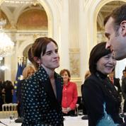 Emmanuel Macron, Emma Watson et des prix Nobel s'engagent pour l'égalité femmes-hommes