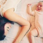 Le sommeil des nouveaux parents serait perturbé jusqu'à six ans après la naissance