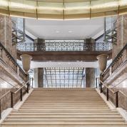 Deux cafés-restaurants Jacquemus aux nouvelles Galeries Lafayette des Champs-Élysées