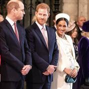 Kate Middleton et Meghan Markle rivalisent de chic lors d'une sortie commune