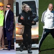 Zinedine Zidane, Justin Bieber, Hillary Clinton : la semaine people